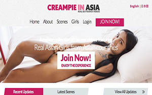 Creampies in Asia