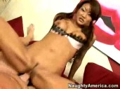 Horny Asian Lucy Lee Riding