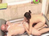 Coco Velvett Loves Giving Soapy Massage