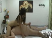 Mika Kim Sex Video at Happy Tugs