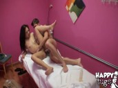 Mila Jade Gets Fucked in the Massage Parlor